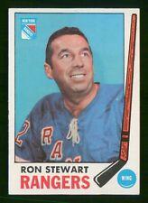 RON STEWART 1969-70 TOPPS 69-70 NO 41 VGEX  35082