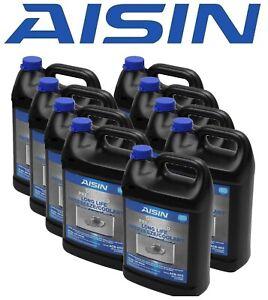 Aisin Set of 9 Engine Coolants / Antifreeze ACB-003 for Acura Honda Nissan