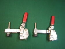 Destaco 750 lb 2 Pack Capacity Steel Horizontal Hold-Down Toggle Locking Clamp