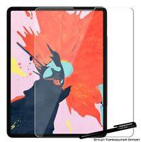 Film de protection 2.5D Verre trempé pour Apple iPad Pro 12.9 2018