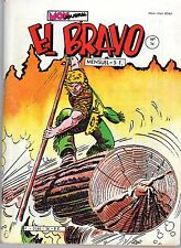 EL BRAVO 74 MON JOURNAL 1983 RARE PASSIONNANT TBE