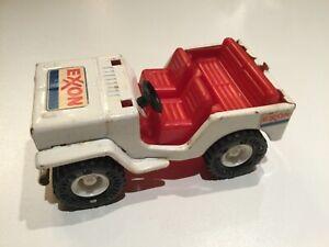 1970s Buddy L Exxon Jeep