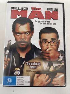 The ManSamuel L. Jackson, Eugene Levy, Les Mayfield - DVD 2005