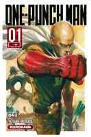 manga One Punch Man tome 1 Anime Yusuke MURATA Seinen Shonen VF Kurokawa ワンパンマン