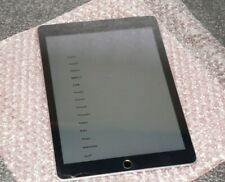 READ! Apple iPad 5th Gen. 32GB, Wi-Fi + Cellular (Verizon), 9.7in Gray A1823