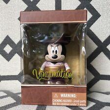 "Disney Vinylmation 3"" Mechanical Kingdom - MINNIE MOUSE - Sealed - NEW - Mickey"
