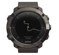 Suunto TRAVERSE GPS Outdoor Sports Watch (Graphite) NEW +Warranty SS022226000