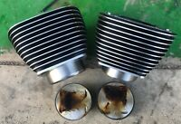 HARLEY-DAVIDSON MILWAUKEE 8 107ci CYLINDERS And Pistons  New Take Off