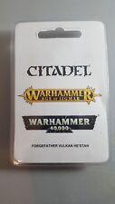 Warhammer 40k: Salamanders Captain Vulkan He'stan NIB (Resin)