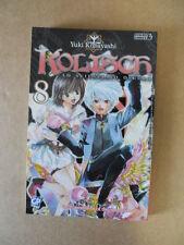 KOLISCH Vol.8 Yuki Kobayashi edizione Gp Manga  [G707]