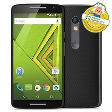 """Sim Free Motorola Moto X Play Black XT1562 5.5"""" 16GB Android Phone GRADE B+"""