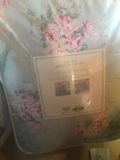 Simply Shabby Chic Bella Floral Comforter & Sham Set - Blue