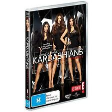 KEEPING UP WITH THE KARDASHIANS- SEASON 5-NEW DVD- Kim Kourtney Khloe Kardashian