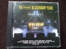 VA - The Marquee.30 Legendary Years CD.U2,Pink Floyd,Police,Dire Straits,.VGC.