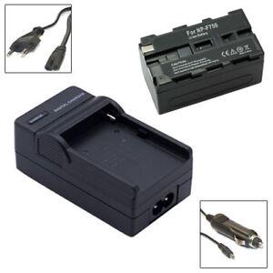 Ladegerät + Akku für Yongnuo LED Kameralicht YN360 YN-360 Videoleuchte 4400mAh