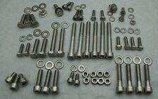 VW Golf Jetta Mk2 8v Stainless steel complete engine bolt kit over 80pcs