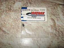 RC Duratrax Spare Part Nitro Engine Throttle Return Spring Black (1) DTXC9647