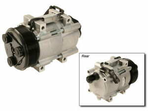 A/C Compressor For 2008-2010 Dodge Ram 4500 2009 R628PP New - with Clutch