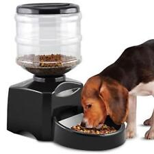 3 Meal Timed Automatic Pet Feeder Auto Dog Cat Food Bowl Dispenser Programmable