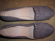 CL by Chinese Laundry Womens Aneteshimmer Tan Suede Pumps Size 9.(337061)