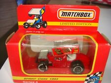 KEITH KAUFFMAN SPRINT CAR  MATCHBOX 1/64 1993