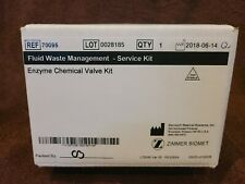 Zimmer Biomet Fluid Waste Management Enzyme Chemical Valve