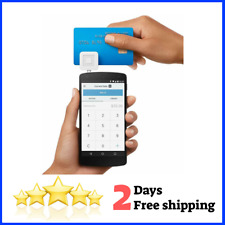 Apple Android Credit Card Reader Magnetic Chip Mobile Machine headset jack