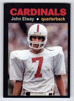 John Elway '82 Stanford Cardinals Monarch Corona Glory Days #30 mint cond.