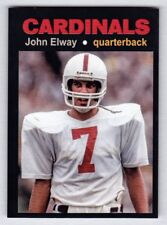 John Elway '82 Stanford Cardinals Monarch Corona Glory Days #30 mint cond.