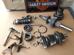 2015 Harley Davidson Sportster 1200 Transmission Gears