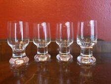 Joiku, Four Cordial, Liquor Vodka Shot Glass, Tapio Wirkkala, Iittala Finland