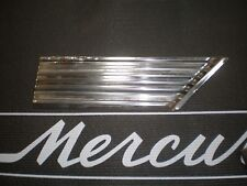 1964 MERCURY MARAUDER PARKLANE RIGHT FRONT FENDER TRIM