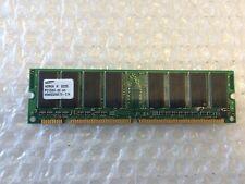 Memoria Dimm Sdarm Samsung M366S3253CTS-C7A 256MB SDRAM 133mhz PC133 168 pin