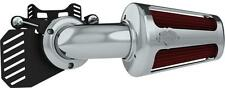Vance Hines V02 90 Air Intake Chrome 70025 Fits 00-15 Sftl 99-15 Dyna VH-7056