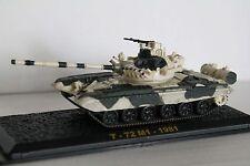 1/72  Tank T-72 M1 1981 USSR