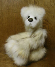 "Artist Exclusive WHITE CLOUD by Pricilla Crosthwaite, 15"" high, fully jointed"