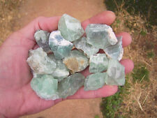 Fluorite Rough Green Purple & Blue From Mexico 9.40 oz