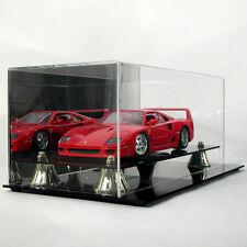 SAF-T-GARD 1/18 Scale Die Cast Car Acrylic Display Case - AD09