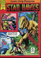 STAR HAWKS .by  GIL KANE et RON GOULART..Ed US 80 Pages