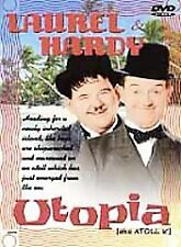 Utopia, Laurel and Hardy (DVD, 2000)