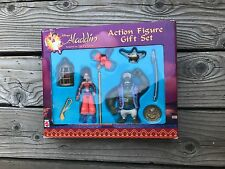 Disney Aladdin Action Figure Gift Set • Princess Jasmine new sealed