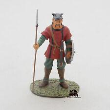 Figurine Collection Altaya Moyen age Guerrier Mérovingien VIe siècle Figuren