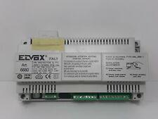 ELVOX 6680 alimentatore SOUND SYSTEM 230Vac 50Hz Vout 13Vdc 15V 18Vdc - 12 mod.