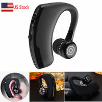 HD Stereo Bluetooth Headset Wireless Car Headphone For Motorola LG G5 G4 iPhone
