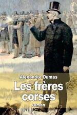 Les Frères Corses by Alexandre Dumas (2014, Paperback)
