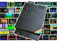 Brand new DivMMC EnJOY! DUO Black Ed. SD card interface for Sinclair ZX Spectrum