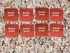 THE GAME OF LIFE: STAR WARS A JEDI'S PATH Replacement Parts 8 Dark Side Tiles