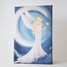 """Engel Bild Leinwanddruck """"Ein Teil von Dir"""" Druck Leinwand Engelbild Wandbild"""