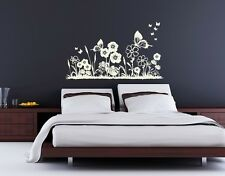 Flower Meadow - highest quality wall decal sticker