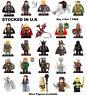 Lord of the Rings Minifigure Hobbit Lego & Custom Gandalf Legolas Figure Warg